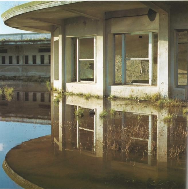 Equestrian Architecture_Maroñas Racecourse_Claudia Satrustegui_Montevideo_Grandstand©Alejandro Sequeira