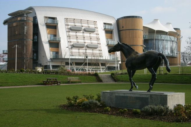 Aintree racecourse-Grand National-Red Rum-Claudia Satrustegui-equestrian architecture - copia