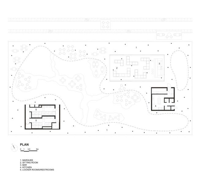 Equestrian architecture-Claudia Satrústegui-architecture-barn-stable-equestrian center-curves-design-Isay Weinfeld-horse-Brazil-Porto Feliz-plan-PhotographsFernando Guerra